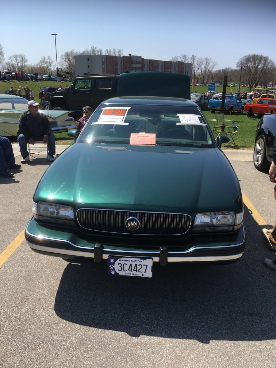 Buicks at the 2019 NWTC Car Show – Dairyland Chapter of the